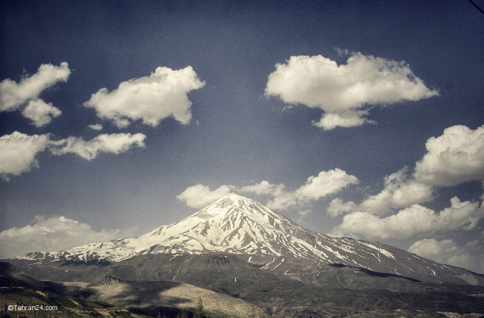 Damavand height