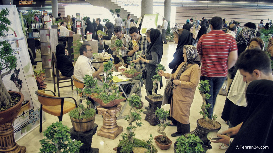 10th Tehran International Exhibition of Flowers and Plants Due