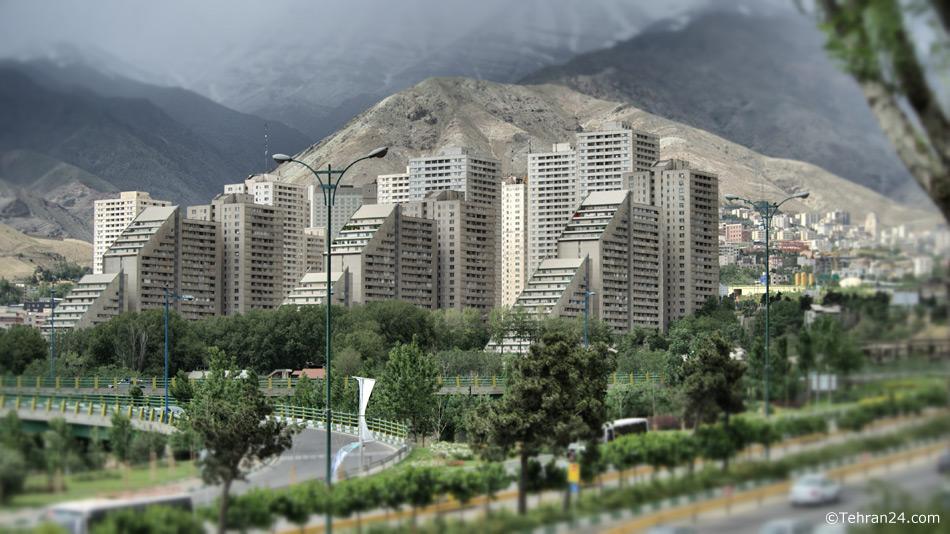 Atisaz, Tehran