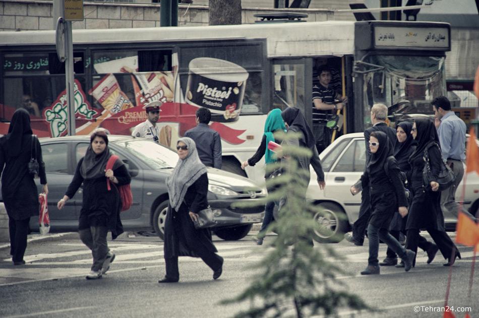 Mirdamad St. Valiasr, Tehran
