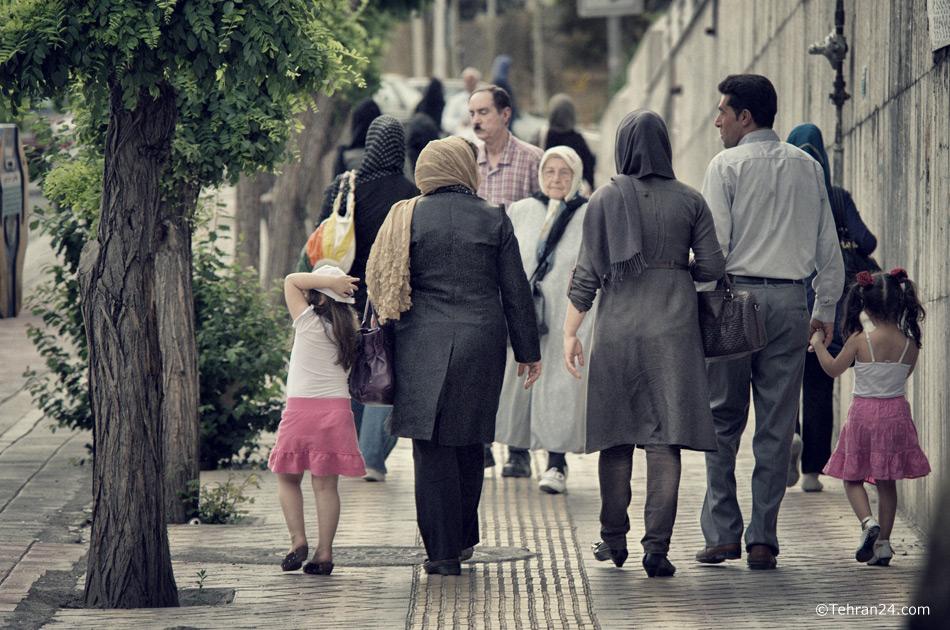 Mirdamad St. Tehran