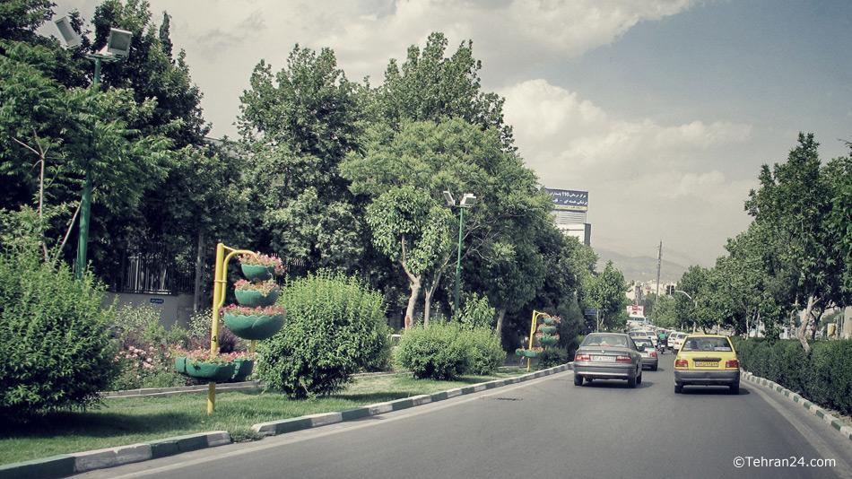 Shariati St.
