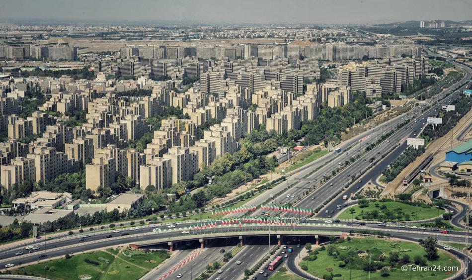 Tehran, Ekbatan