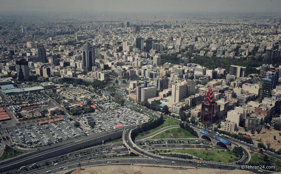 Tehran, Arjantin