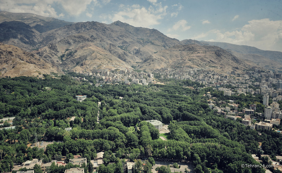 Tehran, Saadabad